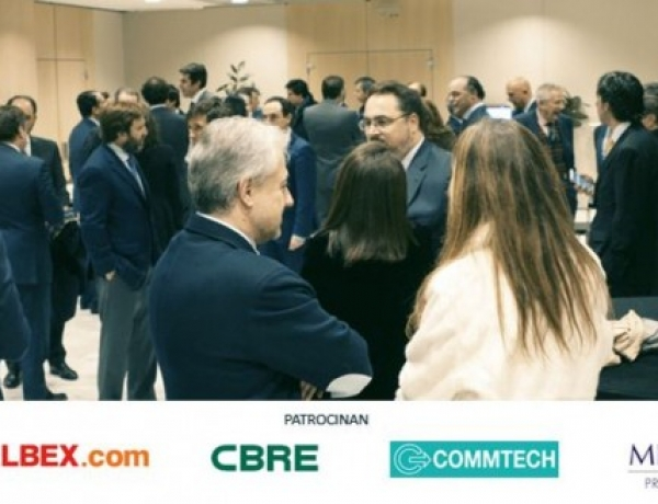 Commtech – AEO, Offices Spanish Association Annual Meeting Sponsor