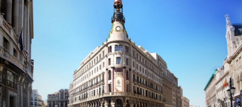 Hotel Four Seasons, Madrid