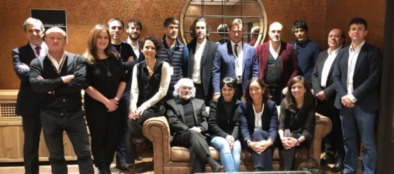 Le Grands Projects D'ARCHITECTURA de Madrid, 21 novembre, 2017