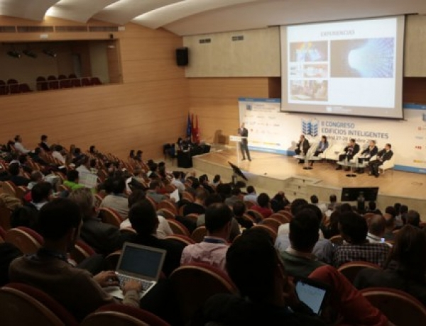 Commtech attended the Third Conference on Smart Buildings