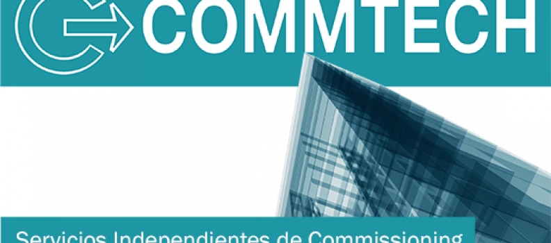 "Commtech – Nuevo Catálogo General ""Bringing Buildings to Life"""