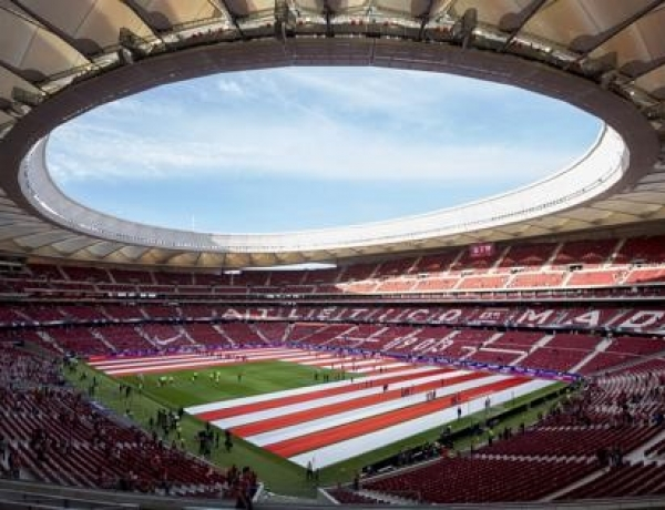 Commtech – TAB Services at the Madrid WANDA Metropolitano New Stadium