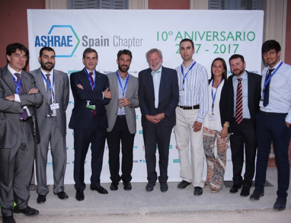Commtech- Sponsor of the ASHRAE Spain Chapter 10th Anniversary Event