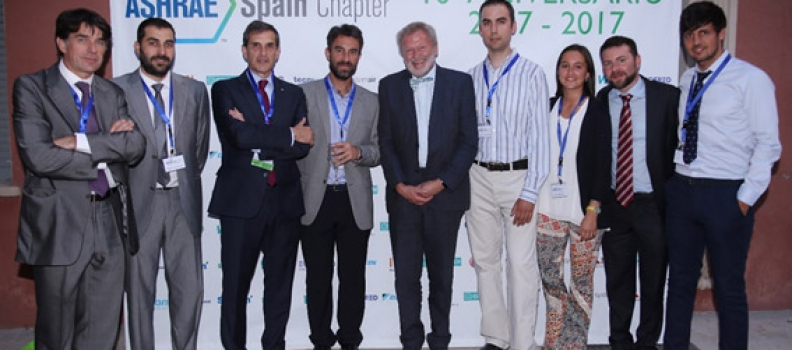 Commtech – Patrocinador del evento 10º Aniversario del ASHRAE Spain Chapter