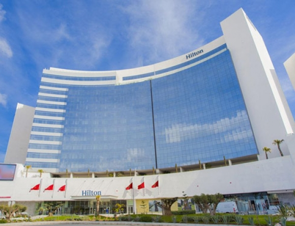 Commtech – Commissioning Consultant at the handover of the New Tangier City Center Hilton Hotel